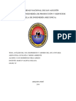 Monografia de Ecologia, Consumo Desperdicio y Ahorro Del Agua