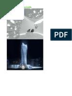 Arsitektur Futuristik struktur