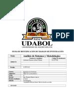 Taller1 Analaisis de Sistemas y Metodologias