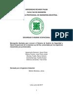 SEGURIDAD E HIGIENE OCUPACIONAL - EMPRESA LUZ DEL SUR.docx