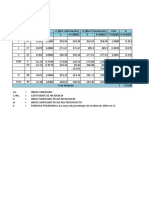 Calculo de La Formula Polinomica