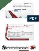 Clase amina y heterociclicos USMP.pptx