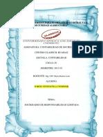 Contabilidad Sociedades i Werner Jorge Trabajo Nº 01