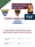 4-Certificado de LECTURA de Manos Ayudadoras a.C.S.C.R
