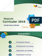 Curriculo 2016