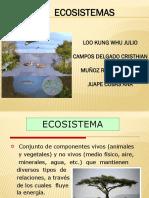 Presentación Trabajo de Ecologia