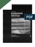 Instalaciones Eléctricas Tomo 1 s