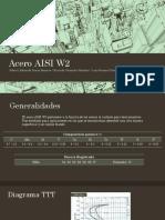 Acero AISI W2