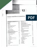 Cap 12 Tecnicas Especificas de Tratamiento
