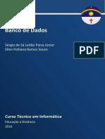 Caderno INFO (Banco de Dados 2016 )