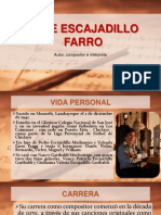 Jose Escajadillo Farro