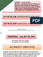 ley 24196 ley 25243