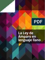 Libro Ley de amparo en lenguaje llano.pdf