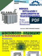 Nº 11 III Semestre El Transformador Monofásico.pptx