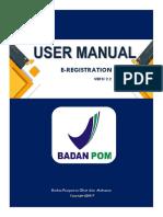 Manual BPOM