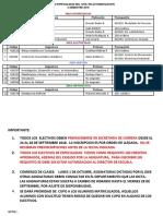 Electivos Especialidad 2-2018