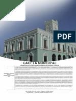 Gaceta Municipal 361 Ayuntamiento Progreso