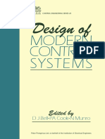De Silva Clarence W Sensors and Actuators Control Systems Instrumentation