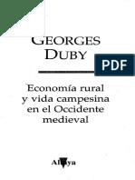 Docdownloader.com Duby Georges Economia Rural y Vida Campesina en El Occidente Medieval