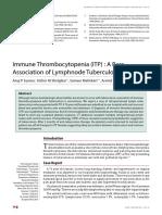 Imun trombositopeni
