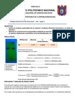 Practica 9 de química fármacos heterociclicos