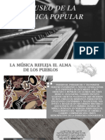 Museo de la Musica Popular Ecuatoriana