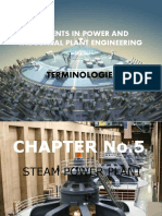 Chapter 5 - Steam Power Plant