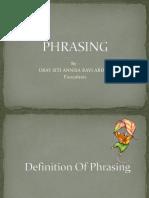 PHRASING Powerpoint