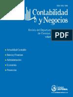 Niif y Peritaje Contable- Contabilidad y Negocios