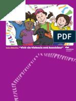 Manual para maestras - Prevención de la Violencia en las escuelas