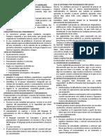 i Parcial - Patología Del Pensamiento y Lenguaje