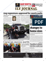 San Mateo Daily Journal 10-24-18 Edition