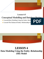 Lesson-4-Conceptual Modeling and Database Design-ER