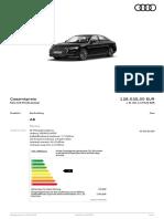 Audi A8  2018 128k