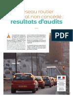2018.07.10 Dossier Reseau Routier