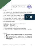 Case Study Module Understanding Transport chain.doc