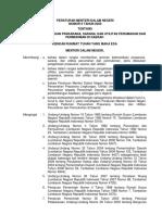 PermenPUPR03-2018 Bantuan PSU