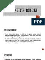 Miringitis Bulosa