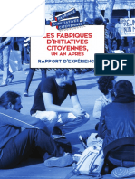 Rapport Fabrique initiatives citoyennes Web