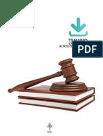 Muestra Temario Auxilio Judicial 2016 B1