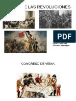Tema 3 Revoluciones