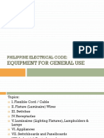 Chapter 4 - Equipment for General Use Final