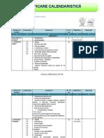 PLANIFICARE Calendaristica Clasa 2.Rodica