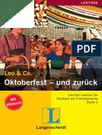 Oktoberfest - Und Zurueck