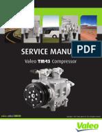 VALEO TM43_servicemanual