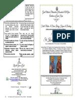 2018 - 1 Nov - Matlit- St Kosmas & St Damianos