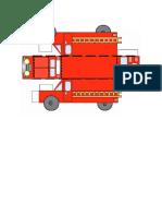 Firetruck Template