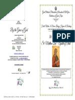 2018 -16 Nov - St Matthew Levi- Festal Matins & Div Lit Hymns