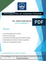 Inmunologia Clase 1