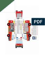 Firetruck Paperfolding